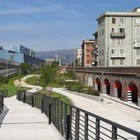 Nasce a Cornigliano il 'Giardino lineare'