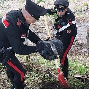 Rapina simulata a Pietra Ligure, quarto arresto e ritrovato il bottino sotterrato