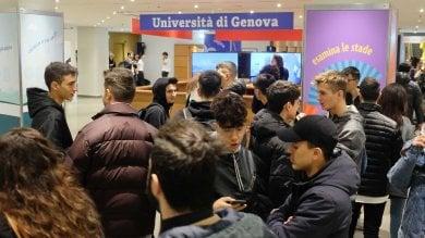 """Ha aperto a Genova il """"Salone dell'Orientamento"""""""
