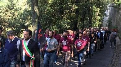 Cittadinanza alla Segre ma il consigliere è relatore al convegno dei neofascisti