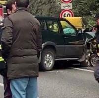 Incidente stradale sul Cadibona, muore a 31 anni