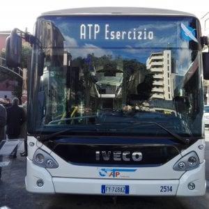 Il bus in usufrutto