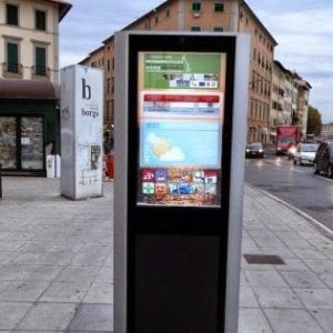 Video porno su info-totem cittadino a Santa Margherita Ligure