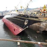 Yacht ribaltato, bacini paralizzati e Cimolai chiede 5 milioni di danni