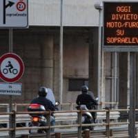Venti di burrasca in Liguria, raffiche oltre i 100 km/h al Porto Antico