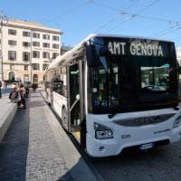 Amt, nuovi bus ibridi in servizio sulla linea 3