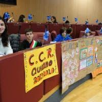 Il consiglio regionale dei ragazzi chiede una Liguria senza plastica