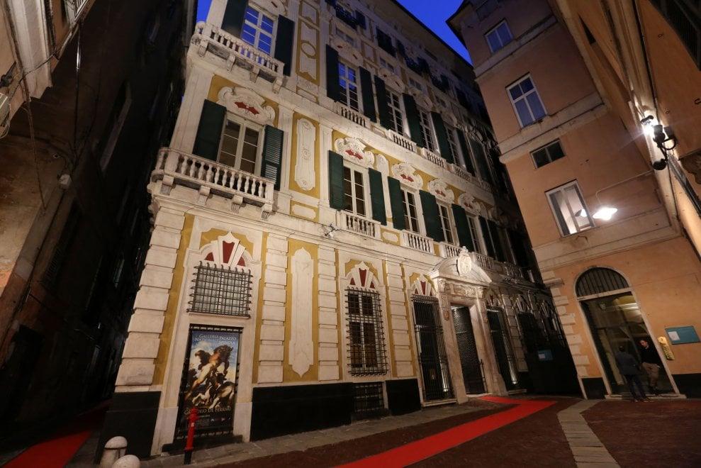 Nuova illuminazione al museo di Palazzo Spinola di Pellicceria: è magia -  la Repubblica