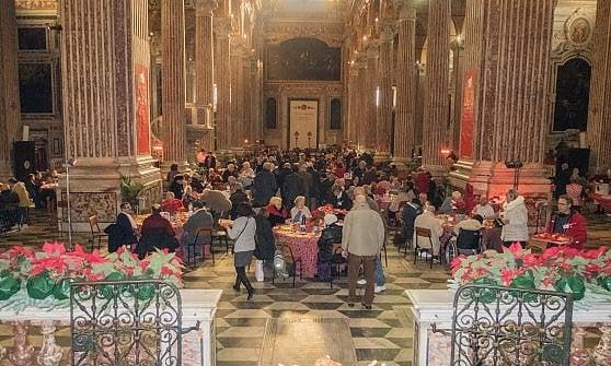 """L'appello di Sant'Egidio ai genovesi: """"A Natale non lasciamo solo nessuno"""""""
