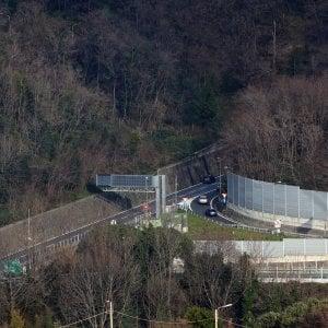 Slalom tra i cantieri sulle autostrade liguri