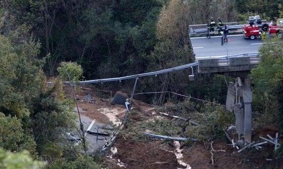 Savona, viadotto dell'A6 crollato a novembre: partita la ricostruzione