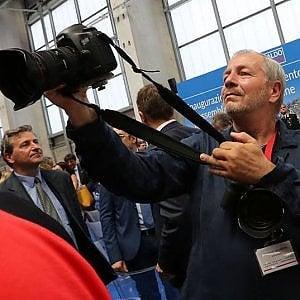 Stefano Goldberg, il fotografo dei cantieri