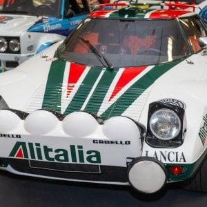 Auto da rally, una mostra per sognare a Montecarlo