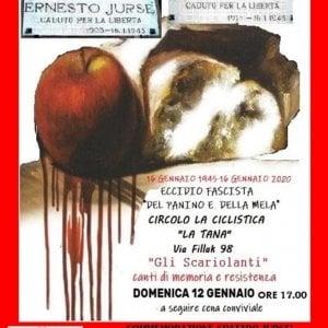 La strage del panino e della mela, il ricordo anche nelle scuole
