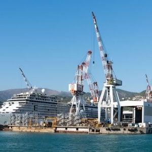 Sede a Genova per Naviris, la joint venture tra Fincantieri e Naval Group