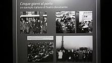 """""""Cinque giorni al porto""""  di FABIO BUSSALINO"""