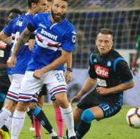 Sampdoria; entro martedì in arrivo Tonelli