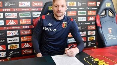 Genoa, Eriksson ha firmato: è disponibile per Firenze