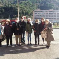 Volpara, protesta di municipio e comitati per i miasmi