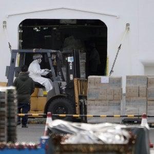 Porti e navi, la sindrome cinese,  già in affanno industria e turismo