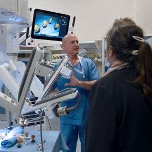 Genova, al Gaslini il primo centro in Italia di chirurgia robotica pediatrica