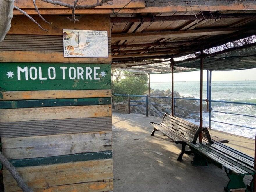 Pegli, una targa sul molo restaurato da Riccardo Rossi, architetto scomparso a 32 anni