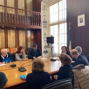 """La Camera del Lavoro e le associazioni dal prefetto: """"Più controlli nel porto di Genova"""""""