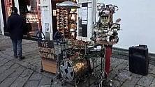 Mezzo uomo mezzo lattina, musica in nome dell'ambiente   di ANNISSA DEFILIPPI