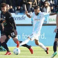 Serie B, Entella travolto dal Benevento