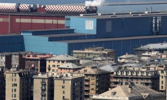 Arcelor Mittal: a Genova cassa per 130