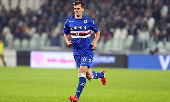Sampdoria, quattro giocatori positivi oltre a Gabbiadini