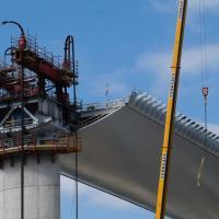 Il nuovo ponte di Genova arriva a 800 metri di lunghezza