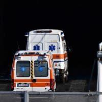 Dal Galliera i primi quattro pazienti sulla nave-ospedale