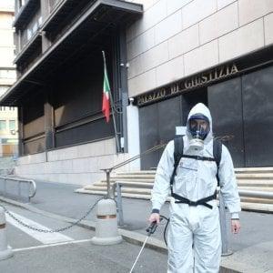 Genova, udienza in tribunale nonostante il coronavirus per un furto da 208 euro