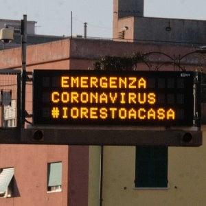 Coronavirus, ancora una lieve frenata dell'aumento di casi in Liguria