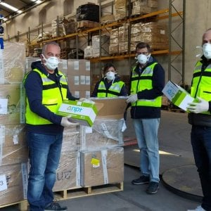 Coronavirus: a Genova le Dogane requisiscono 20mila mascherine