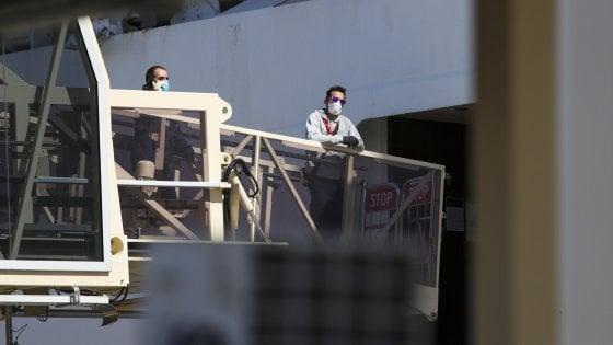 """Coronavirus: Msc Opera """"contaminata"""", un marittimo morto, quattro in isolamento"""