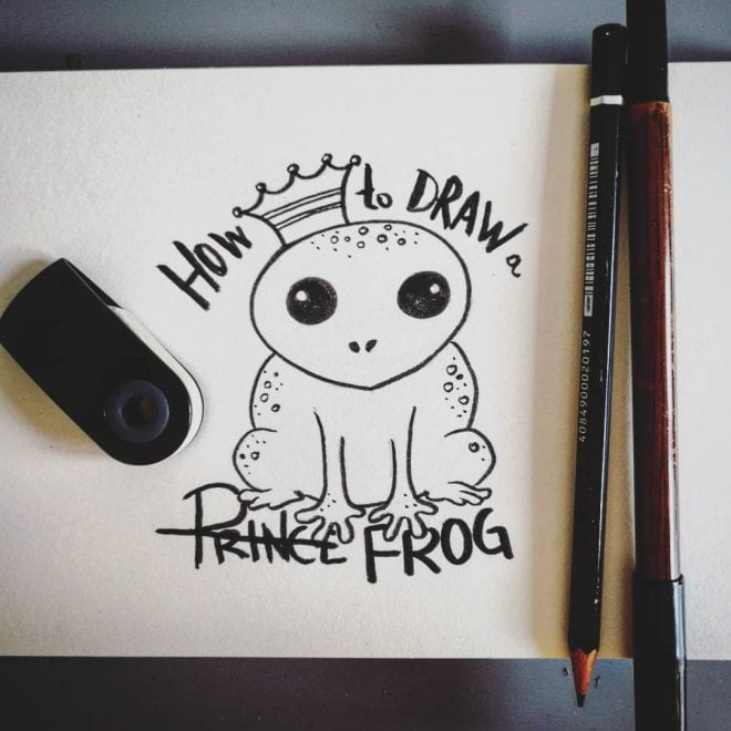 Priscilla,l'illustratrice che insegna ai bambini a disegnare gli animali