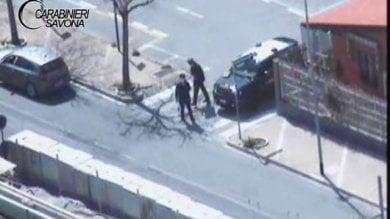 Controlli su spiagge e passeggiate dall'elicottero dei carabinieri  Video