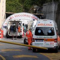 Cooronavirus, meno contagi in Liguria ma ancora tanti morti