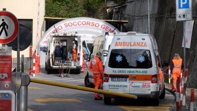 Coronavirus, meno contagi in Liguria  ma ancora tanti morti