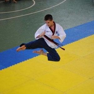 Il Taekwondo gareggia on line