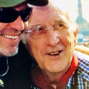 """Vasco si commuove per  Don Gallo: """"Ricordo i suoi occhi"""""""