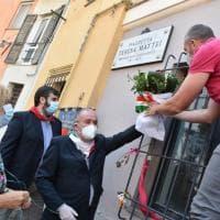 Cgil Genova, fiori per le Donne Costituenti: con Anpi ricordata Teresa Mattei, giovane partigiana