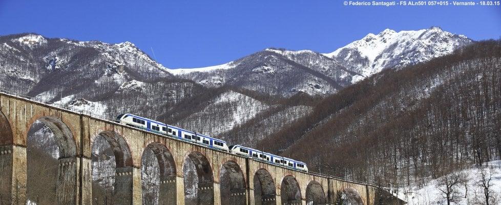 """La Ferrovia delle Meraviglie ai primi posti  fra i """"Luoghi del Cuore"""""""