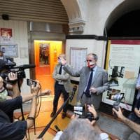 Genova, restaurato l'ascensore di Castelletto Levante