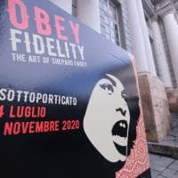 Dopo Bansky, Obey. Al Ducale torna la Street Art