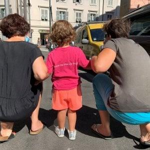 """""""Siamo le sue mamme, ma per colpa del Comune di Genova nostr"""