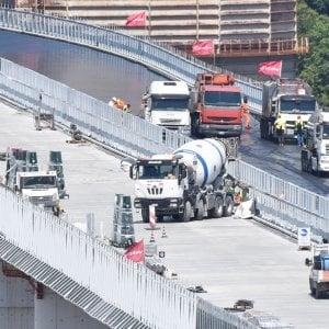 Il nuovo ponte di Genova è subito un caso: la gestione ad Au
