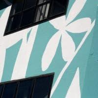 Sul Bic in verde il murale più grande di Genova